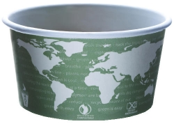ECO Renewable Resource Soup Containers - 12-oz.