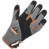 ProFlex® 710 Heavy-Duty Utility Gloves - Gray, Large, 1 Pair