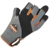 ProFlex® 720 Heavy-Duty Framing Gloves - Gray, Small, 1 Pair