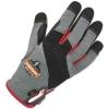 ProFlex® 710CR Heavy-Duty + Cut Resistance Gloves - Gray, Medium, 1 Pair