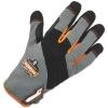 ProFlex® 820 High Abrasion Handling Gloves - Gray, Small, 1 Pair