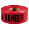 Danger Barricade Tape - 1000' x 3''