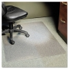 "ES Robbins® Task Series AnchorBar® Chair Mat for Low Pile Carpet - 46""L x 60""W"