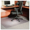 "ES Robbins® Multi-Task Series AnchorBar® Chair Mat W/lip - 46""W X 60""L"