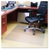 "ES Robbins® Chair Mat for Hard Floors, Rectangle - 46""W X 60""L"