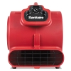 Sanitaire Sanitaire® DRY TIME™ Air Mover - 3758 FPM, Red, 20 FT CORD