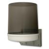 """GEN Center Pull Towel Dispenser - 10 1/2"""" x 9"""" x 14 1/2"""", Transparent"""