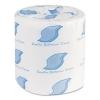 GENERAL ELECTRIC Standard Bath Wrapped Tissue - 1-Ply, White, 1000/RL, 96 RLs/Carton