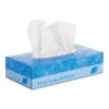 GENERAL ELECTRIC Facial Tissue - Flat Box, 2-Ply, 100/BX, 30 BX/Carton