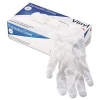 GEN Powdered Free Vinyl General-Purpose Gloves - LARGE