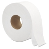 "GEN Jumbo Roll Bath Tissue - 2-Ply, 9"", White, 12/Ctn"