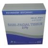 GENERAL ELECTRIC Sani Facial Tissue - Sani Facial Tissue, 2-Ply, White, 40 Sheets/BX