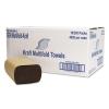 GENERAL ELECTRIC Multifold Towel - Multifold Towel, 1-Ply, Brown, 250/PK, 16 Packs/Carton
