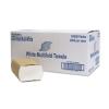 GENERAL ELECTRIC Multifold Towel - Multifold Towel, 1-Ply, White, 250/PK, 16 Packs/Carton