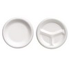 GENPAK Celebrity Foam Dinnerware Plates - 7