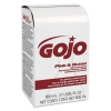 GOJO Pink & Klean Skin Cleanser Dispenser Refill - 800ml, Floral, 12/Carton