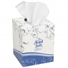 GEORGIA-PACIFIC Angel Soft ps® Ultra Facial Tissue, Cube Box - 2 Play