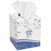 GEORGIA-PACIFIC Angel Soft ps® Ultra Facial Tissue, Cube Box - 2 Play