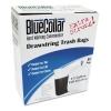 HERITAGE BlueCollar Drawstring Trash Bags - 13 Gal, .80mil, White
