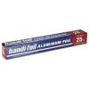 "Aluminum Foil Roll - 12"" x 25 ft"