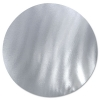 "HANDI-FOIL 9"" Foil Laminated Board Lid - 500 per Case"