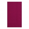 HOFFMASTER 2-Ply Dinner Napkins - Burgundy