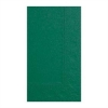 HOFFMASTER 2-Ply Dinner Napkins - Hunter Green