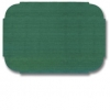 HOFFMASTER Solid Color Placemats - Hunter Green