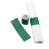 HOFFMASTER Paper Napkin Bands - Hunter Green