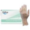 HOSPECO ProWorks® Exam Grade Disposable Vinyl Gloves - Clear, Medium, 1000/Ctn