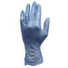 HOSPECO ProWorks® Industrial Grade Disposable Vinyl Gloves - Small, Blue, 1000/Ctn