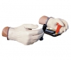 IMPACT Unlined Grain-Leather Driver's Gloves - Large