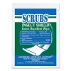 SCRUBS® Insect Shield™ Insect Repellent Wipes - 8 x 10, White, 100/Carton