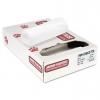 JAGUAR PLASTICS Plastics® Super Extra-Heavy Strength Commercial Coreless Roll Can Liners - 30 Gal.