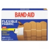RUBBERMAID BAND-AID® Flexible Fabric Adhesive Bandages - 100/BX