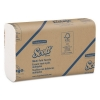 Kimberly-Clark® Scott® Folded Paper Towels - Absorbency Pockets, White, 250 Sheets/PK