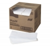 Kimberly-Clark® WYPALL* X70 White Wipers - 300 Foodservice Towel Sheets