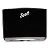Kimberly-Clark® Scott® Scottfold™ Folded Towel Dispenser - Plastic, Smoke