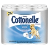 Kimberly-Clark® KLEENEX® COTTONELLE® Soft Bathroom Tissue - 48 Rolls per Case