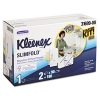 Kimberly-Clark® KLEENEX® SLIMFOLD* Hand Towel Dispenser Starter Kit - White