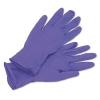 PURPLE NITRILE* Exam Gloves - Small