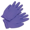 PURPLE NITRILE* Exam Gloves - X-Large