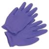 PURPLE NITRILE* Exam Gloves - X-Large
