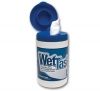 Kimberly-Clark® KIMTECH PREP* Wipers for the Small WETTASK* Refillable Wet Wiping System - White
