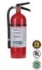 RUBBERMAID Pro Series Fire Extinguishers - 4 lb