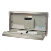 BOBRICK Koala Kare® Stainless Steel Horizontal Baby Changing Station - 35 1/4w X 20h