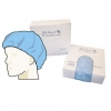 "LifeGuard Bouffant Cap - 21"" Sanitary Hairnet"