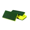 "3M 3.6"" X 6.1"" Scotch-Brite™ Medium-Duty Scrubbing Sponge #74 - 20/CS"