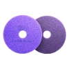 "RUBBERMAID 20"" Scotch-Brite™ Purple Diamond Floor Pads - 5/CS"