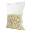 """ITW DYMON Zippit® Resealable Bags - 12"""" x 15"""", Clear"""